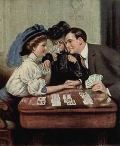 Underwood, Clarence F (b,1871)- Mother (& Cards) Forgotten -2c