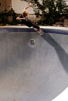 BEN NORDBERG, Skateboarding