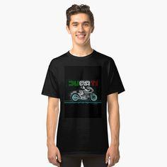 'Bethany Beach Delaware DE Atlantic Ocean Wave' Classic T-Shirt by palmettodigital Retro Logos, T Shirt Designs, Bologna, Streetwear, Biker, Gulf Of Mexico, Best Dad, My T Shirt, Slim Fit