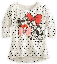 Minnie Mouse Tee for Women on shopstyle.com