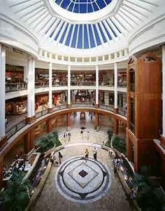 Lenox Square Mall, Buckhead. A premier shopping destination in the Southeast.