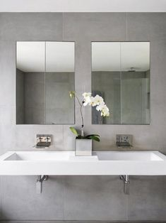 Compendious Minimalist Bathroom 11 #MinimalistBathroom