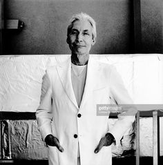 Charlie Watts, Music Icon, Rolling Stones, Percussion, Drums, Icons, Outfits, Fashion, Moda