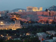 Greece, Athens and the Acropolis