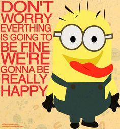 Happy Minion kootation.com