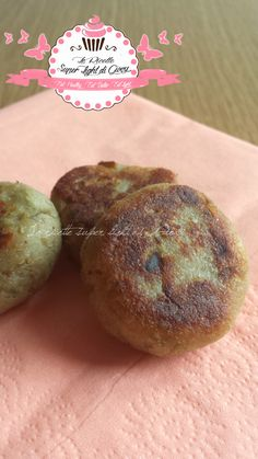 Polpette light di melanzane (20 calorie a polpetta) Vegan Recipes, Vegan Food, Healthy Food, Protein, Muffin, Cooking, Breakfast, Detox, Cakes