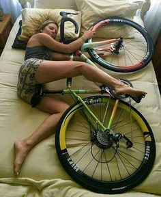Love my bike, but I gotta draw the line somewhere!  lol