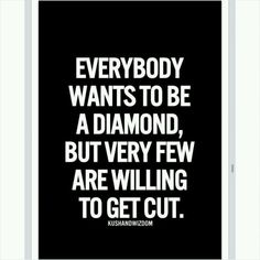 Everybody wants the crown, but not everyone can hold the weight it carries.  #diamondsareforever #diamondcut #sharemyworld #sharemyworlddotorg