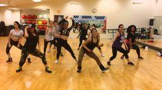 Zumba  (Dance fitness) - Jump by Rihanna