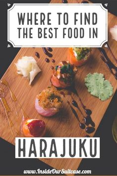 Visiting the famous Harajuku streets? There is so much to see from Harajuku fashion shops to fantastic places to eat in Harajuku. Check out our post where to find the best food in Harajuku, from sweets to savoury dishes.