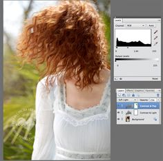 matte processing in PSE