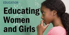 improtance of education for women