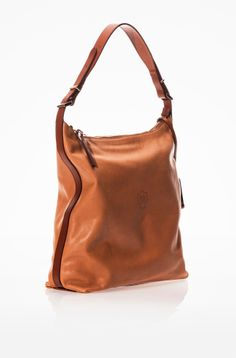 SOFT LEATHER BAG WITH CONTRAST DETAILS - View all - Bags & Purses - WOMEN - Taiwan