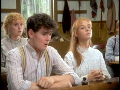 Anne of Green Gables, Looky looky, Elizabeth Boyles, one of Gilbert's name sakes. You had a crush on that guy! :)
