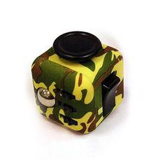 Fidget Cube Multi-Color