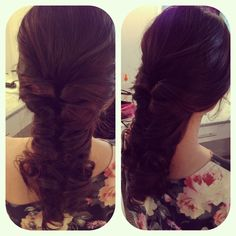 #hairstyle #wavy #kellyzhang