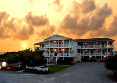 Located in on the beautiful island of Sunset Beach, North Carolina, you will find The Sunset Inn, a bed and breakfast where you can truly get away from it all.