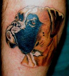 Dog Tattoos - Tattoos.net