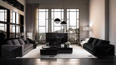 Fendi Casa interior collections by Luxury Living Group