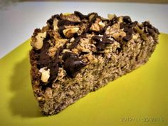 Sweet Desserts, Dessert Recipes, Good Food, Yummy Food, Sweets Cake, Banana Bread, Food And Drink, Low Carb, Cooking Recipes