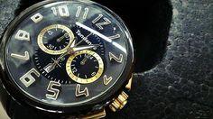 REPOST!!!  #開放倉庫橿原店  #雑貨 担当からのオススメ!!! ☆ ☆  #テンデンス #ガリバーラウンド #クロノグラフ  #tendence #gulliverround #chronograph  #black & #gold ... #nice  * #腕時計 #ブラック #ゴールド #ユニセックス #wristwatch #tendencewatch #instawatch #mensstyle #menswatch #luxury #cool #instagood #follow4follow #watchstagram * #開放倉庫 #開放倉庫にいこう  Photo Credit: Instagram ID @kaihoukashihara