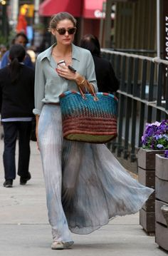 Fashion Gossip: Trend Alert: Woven Basket Bags