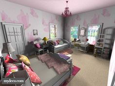 Hanna Marin PLL Bedroom. Bedroom. Feminine