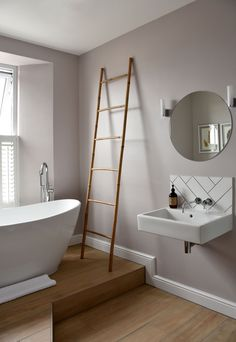 The Sandy Duck in Falmouth is a Scandinavian styled B&B in Cornwall. Perfect for a weekend break. Beautiful Hotels, Beautiful Interiors, Minimal Bathroom, Fourth Wall, Slow Living, Scandinavian Home, Minimal Design, Interior Inspiration, Travel Inspiration