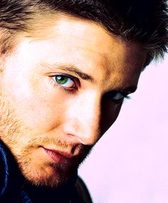 I don't usually drool over Jensen Ackles but DANG!!!