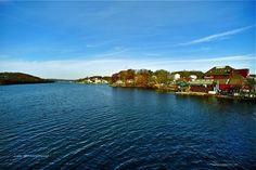 Lake Quinsigamond - Shrewsbury MA
