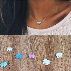 Ella necklaces