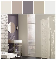 Sherwin Williams 2014 Color of the Year | Exclusive Plum #stylyze #colorpalettes