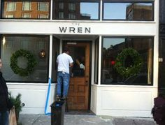 The Wren - new bar to try