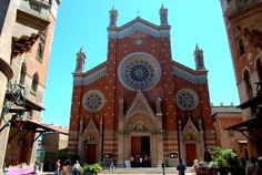 St. Anthony of Padua Church in Istambul