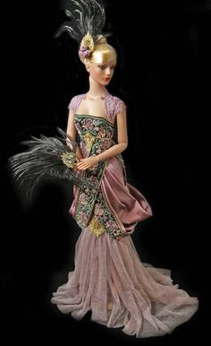 Fashion doll costumes from Red Silk Thread http://www.pinterest.com/dzflute/barbies-world/
