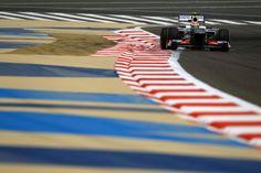 GP de #Bahrain #F1 Prácticas Libres #checo