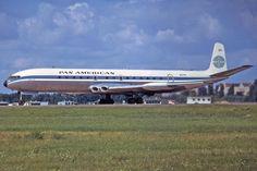 Could've been -- Pan Am deHavilland Comet