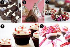Chocolate Valentine's Day Treats