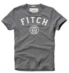 d2173be4 Abercrombie & Fitch Men's Graphic Tee T Shirt Size 2XL Gray Abercrombie  Fitch, Graphic