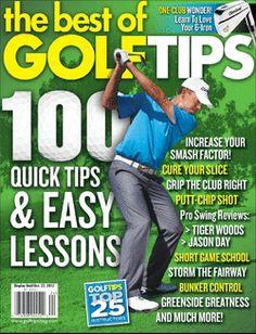 Best of Golf Tips 2012