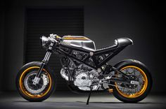 1996 Bimoto DB3 Mantra by Analog Motorcycles