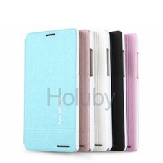 Ultra-Slim KLD Iceland Series Leather Case for HTC Desire 600 dual sim 606w