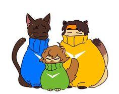 """Meow 3/3 """"Voltron"""""""