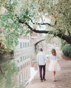 engagement photo, Space 46 blush tulle skirt