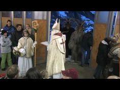 #Krampuslauf in #Gastein, #Salzburg / #Krampus & #Nikolaus im #Gasteinertal