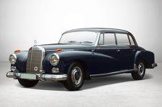 28 Mercedes-Benz Automobile kommen unter den Hammer