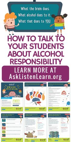 Calling all counselors, middle school teachers and educational professionals. Help your students say yes to a healthy lifestyle and no to underage drinking. This free curriculum includes free printables, interactive activities and lesson plans. Teach your kids about alcohol responsibility. Click here to learn more and download them now.