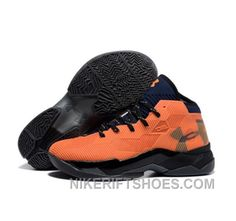 competitive price 51888 9d644 Under Armour Stephen Curry 2 Shoes Red Orange Black Elite Authentic KeecS,  Price   102.00 - Nike Rift Shoes