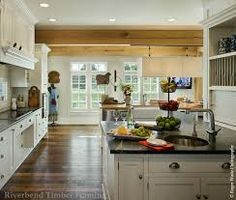 Image result for modern country kitchen island