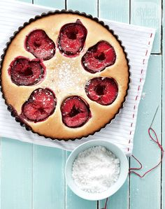 Plum cake recipe-Saw this and thought of my Mom...she used to make a plum cake. <3